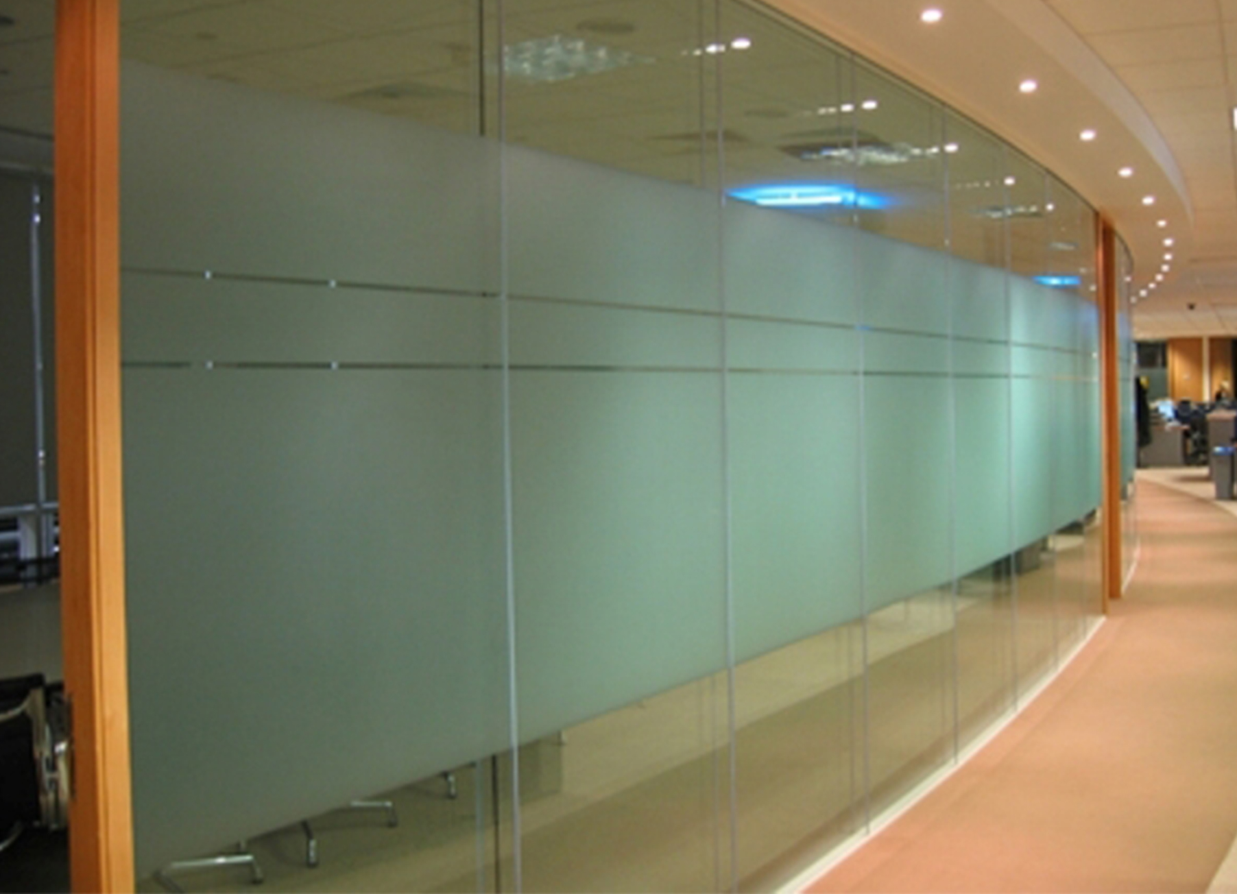 Boardroom Glass Panels