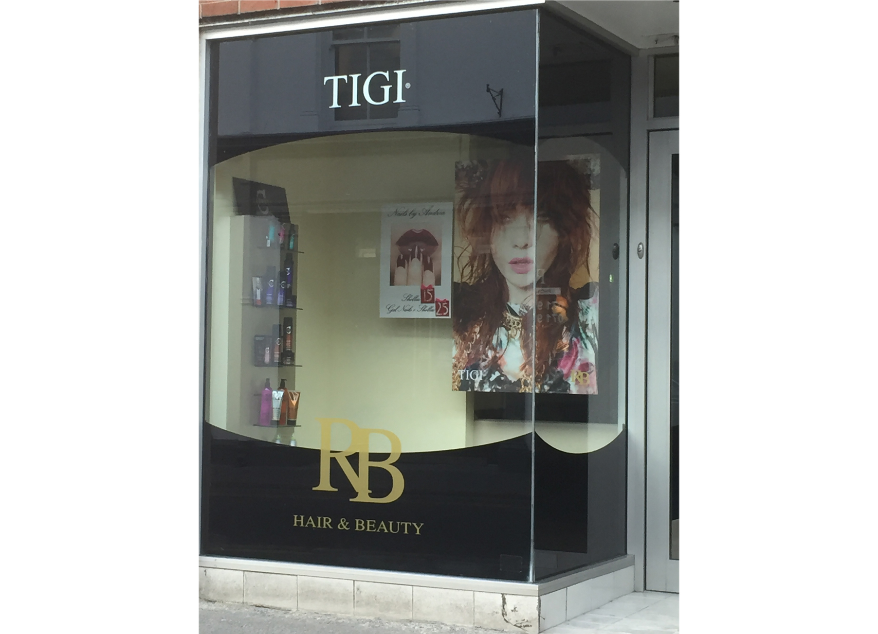 Window Graphic Display