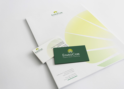 Brand and Stationery Design